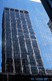 Building-Reflection-NY-1985